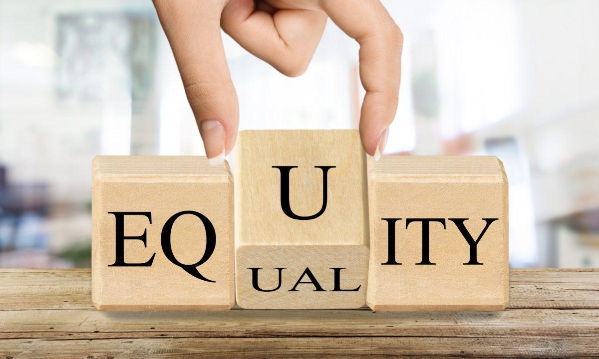 Equity.