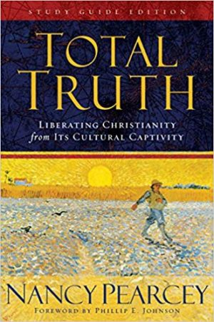 Total Truth Book Cover Pearcey