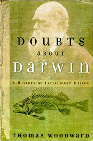 Doubts About Darwin Book Cover Woodward